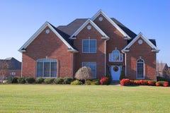 красивейшая серия домов b7 Стоковое Фото