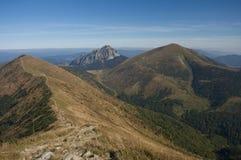 красивейшая Словакия Стоковое фото RF