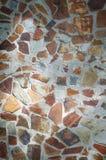 Красивейшие старые каменные стены. Стоковая Фотография