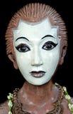 красивейшая статуя Индонесии java Стоковая Фотография
