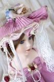 красивейшая сторона куклы Стоковая Фотография