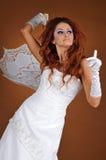 красивейшая студия невесты Стоковое Фото