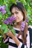 красивейшая тайская женщина стоковое фото rf