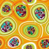 красивейшая текстура пузырей Стоковая Фотография RF
