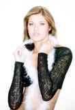 Красивейшая тощая женщина Стоковая Фотография RF