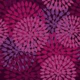 красивейшая флористическая текстура Стоковая Фотография