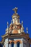 Красивейшая церковь расположенная в историческом Ст Аугустине Стоковые Фото