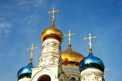 красивейшая церковь Стоковые Изображения RF