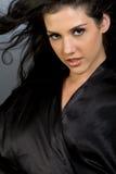 красивейшая этническая девушка Стоковая Фотография RF