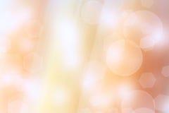 Красивейшее bokeh Стоковая Фотография