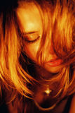 красивейшая девушка сексуальная Стоковое Фото