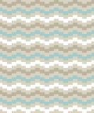 Красивейшая striped картина шеврона. Стоковые Изображения RF
