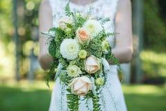 красивейшее венчание букета стоковое изображение