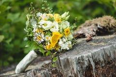красивейшее венчание букета стоковые изображения