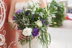 красивейшее венчание букета Стоковые Фотографии RF