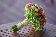 красивейшее венчание букета Стоковое Изображение RF