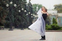 красивейшее венчание пар Стоковое Фото