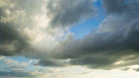 красивейшее голубое небо стоковое фото rf