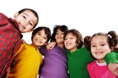 красивейшее детство inocent Стоковое Фото