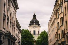 красивейшее здание старое Стоковые Изображения RF