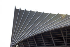 красивейшее здание самомоднейшее Стоковое фото RF