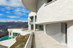 красивейшее здание самомоднейшее Стоковая Фотография RF