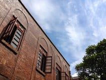 красивейшее здание старое Стоковое фото RF