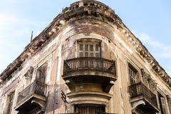 красивейшее здание старое Стоковая Фотография