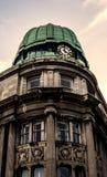 красивейшее здание Стоковые Фото