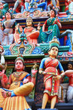 Красивейшее индийское Scrupture стоковые фотографии rf