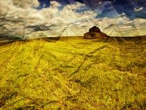 красивейшее лето ландшафта Стоковые Фотографии RF