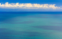 красивейшее море ландшафта Положение: Новое Zealandhttp://web dreamstime com/oms_bulk php#row6 Стоковые Изображения