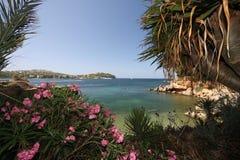 красивейшее море, котор нужно осмотреть Стоковые Изображения RF