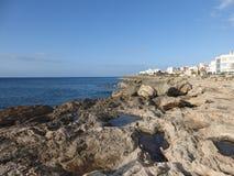 красивейшее море Стоковые Изображения