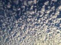 Красивейшее небо Стоковые Изображения