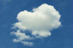 красивейшее облако Стоковое Изображение