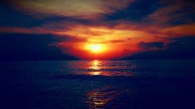 Красивейшее озеро горы Стоковые Фотографии RF