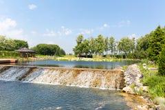 красивейшее озеро Стоковые Фотографии RF