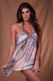 красивейшее платье Стоковая Фотография RF