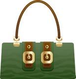 красивейшее портмоне сумки иллюстрация вектора