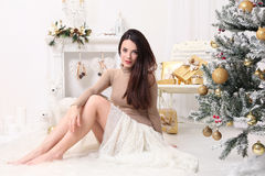 красивейшее платье стоковая фотография