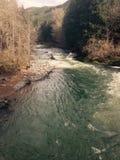 красивейшее река Стоковые Изображения RF