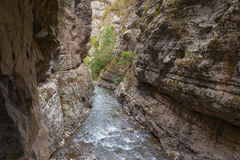 красивейшее река gorge стоковое фото rf