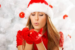 красивейшее рождество Стоковая Фотография RF