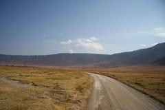 красивейшее сафари ландшафта Стоковое Изображение
