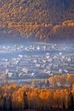 красивейшее село Стоковые Фото