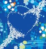 красивейшее сердце иллюстрация вектора
