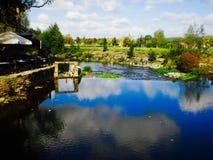 красивейшее село Стоковая Фотография