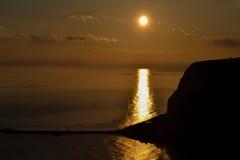 красивейшее солнце Стоковое Изображение