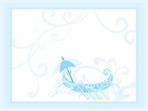 красивейшее счастливое onam иллюстрации Стоковые Изображения RF